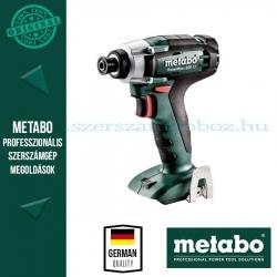 Metabo PowerMaxx SSD 12 akkus ütvecsavarozó alapgép