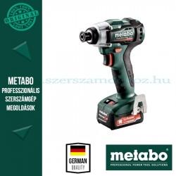Metabo PowerMaxx SSD 12 BL akkus ütvecsavarozó 2x 2.0 Ah