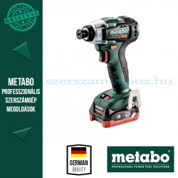 Metabo PowerMaxx SSD 12 BL akkus ütvecsavarozó 2x 4.0 Ah