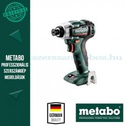 Metabo PowerMaxx SSD 12 BL akkus ütvecsavarozó alapgép