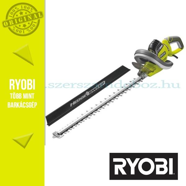 Ryobi RHT6060RS Elektromos sövényvágó