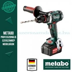 Metabo BS 18 LTX Impuls Akkus Fúró-csavarozó 2 x 4,0. Ah