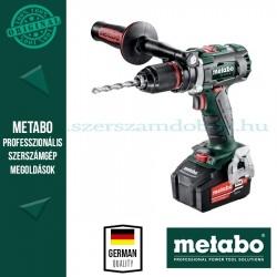 Metabo BS 18 LTX BL I Akkus-Fúró csavarozó (2*5,2Ah)