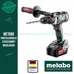 Metabo BS 18 LTX-3 BL I Akkus-Fúró-csavarozó (2*5,2Ah)