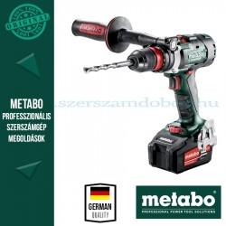 Metabo BS 18 LTX-3 BL Q I Akkus-Fúró-csavarozó (2*5,2Ah)