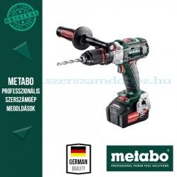 Metabo SB 18 LTX BL I akkus ütvefúrógép 2x5,2 Ah