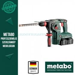 Metabo KHA 36-18 LTX 32 (4x LiHD 5,2Ah) akkus kombikalapács