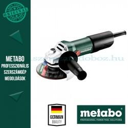 Metabo W 850-125 850W sarokcsiszoló