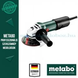 Metabo WEV 850-125 sarokcsiszoló