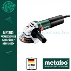 Metabo WEQ 1400-125 sarokcsiszoló
