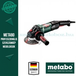 Metabo WE 17-125 Quick Inox RT sarokcsiszoló