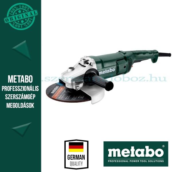Metabo WP 2200-230 sarokcsiszoló