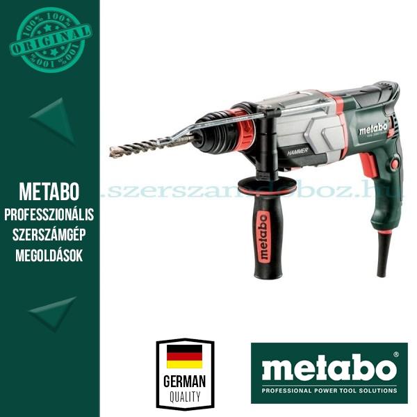 Metabo KHE 2860 Quick * Kombikalapács + 2.Tokmány
