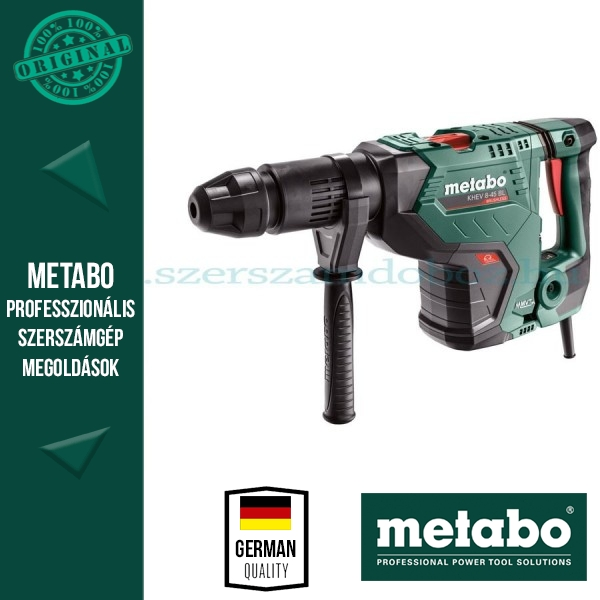 Metabo KHEV 8-45 BL kombikalapács