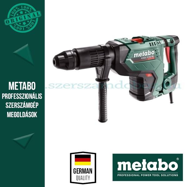 Metabo KHEV 11-52 BL kombikalapács
