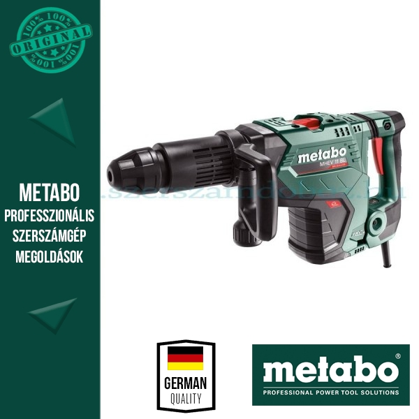 Metabo MHEV 11 BL vésőkalapács