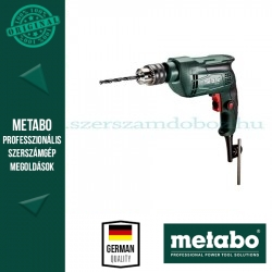 Metabo BE 650 Fúrógép (karton,kulcsostokmány)