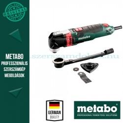 Metabo MT 400 Quick Multigép 230V (-4 tartozék,karton)