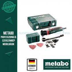 Metabo MT 400 Quick Set Multigép 230V (-4 tartozék,koffer)