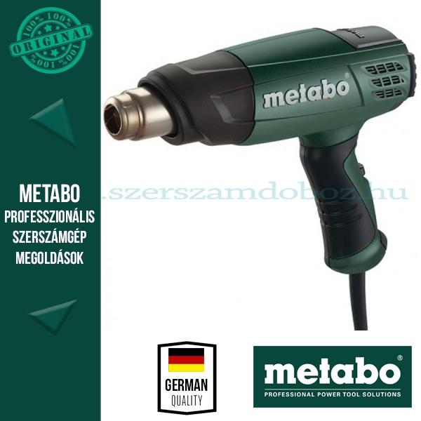 Metabo HE 23-650 Control Hőlégfúvó