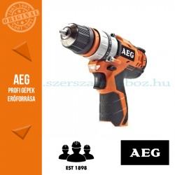AEG BBS12C2-0 Akkus fúró-csavarozó