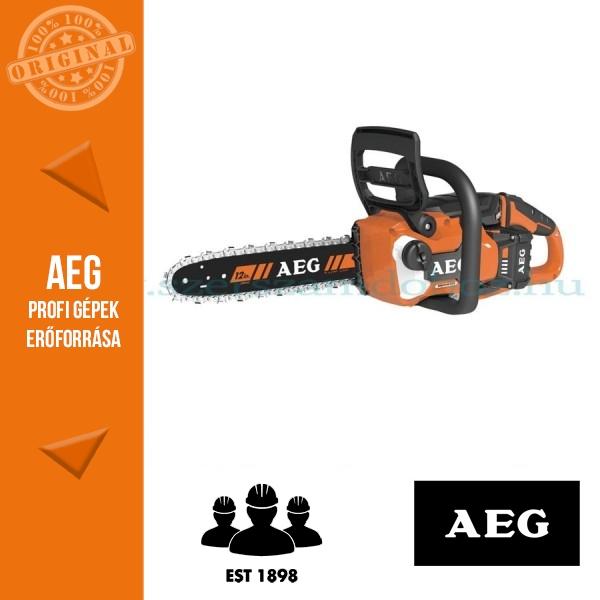 AEG ACS18B30-0 akkus láncfűrész alapgép