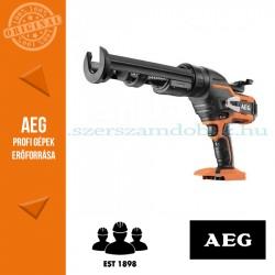 AEG BKP18C-310-0 18V akkus kartuspisztoly alapgép
