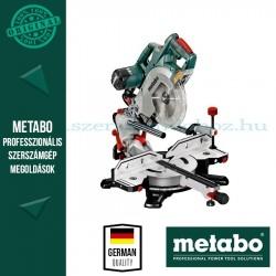 Metabo KGSV 72 Xact Gérvágófűrész