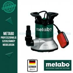 Metabo TPF 7000 S  Laposan szívó-tisztavíz búvárszivattyú