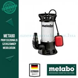 Metabo PS 18000 SN  Szennyezettvíz -Búvárszivattyú