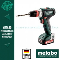 Metabo PowerMaxx BS 12 Q (2x2,0Ah) Fúró-csavarozó