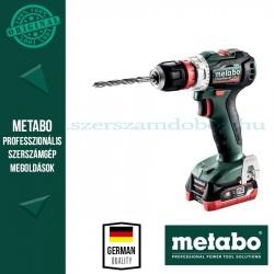 Metabo PowerMaxx BS 12 BL Q (2x LiHD 4,0Ah) Fúró-csavarozó