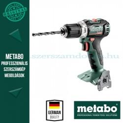 Metabo BS 18 L BL akkus Fúró-csavarozó alapgép