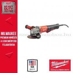 MILWAUKEE AGV 13-125 XSPDEB KIT 1250 W SAROKCSISZOLÓ KOFFERBEN