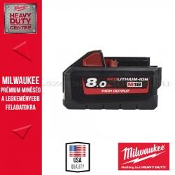 MILWAUKEE M18 HB8 18V 8.0AH AKKUMULÁTOR