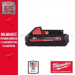 MILWAUKEE M18 HB3 18V 3.0 AH AKKUMULÁTOR