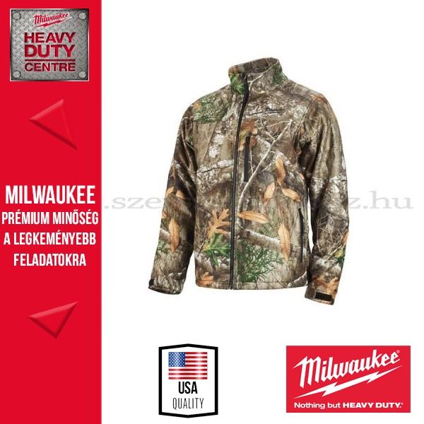 Vásárlás: Milwaukee Fűthető kabát terepszínű M12 prémium M12