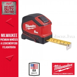 MILWAUKEE Mérőszalag AUTOLOCK 5 m / 25 mm - 1 db