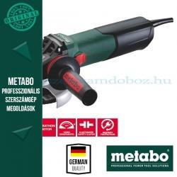Metabo WEV 15-125 Quick Inox Sarokcsiszoló állítható sebesség