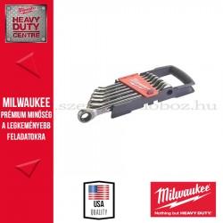 MILWAUKEE MAX BITE™ Csillag-villáskulcs készlet, metrikus 7 részes