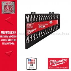 MILWAUKEE MAX BITE™ Csillag-villáskulcs készlet, metrikus 15 részes