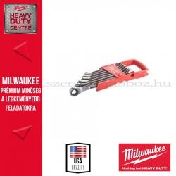 MILWAUKEE MAX BITE™ Csillag-villáskulcs készlet, colos 7 részes