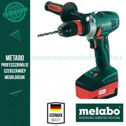 Metabo BS 18 LTX Quick fúró-csavarozó 4,0Ah