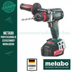 Metabo BS 18 LTX BL Quick Akkus fúró-csavarozó 4,0Ah