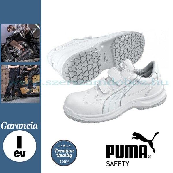 640642 PUMA Védőcipő Absolute Low S2 SRC