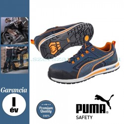 Puma Crosstwist Low S3 HRO SRC Védőcipő
