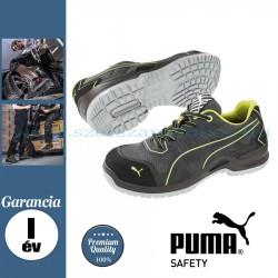 Puma Fuse TC Green Wns low S1P ESD SRC Női Védőcipő