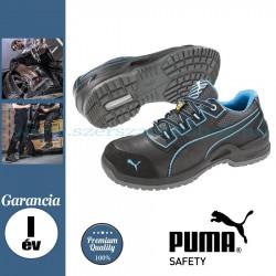 Puma Niobe Blue Wns Low S3 ESD SRC női védőcipő