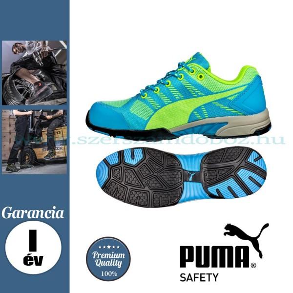 Puma Celerity Knit Blue Wns S1P HRO SRC női védőcipő PUM