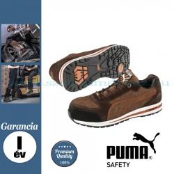 Puma Barani Low S1P HRO SRC védőcipő